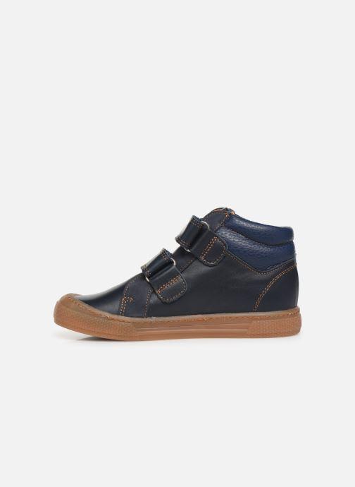 Sneakers Babybotte Kiwy Blå se forfra