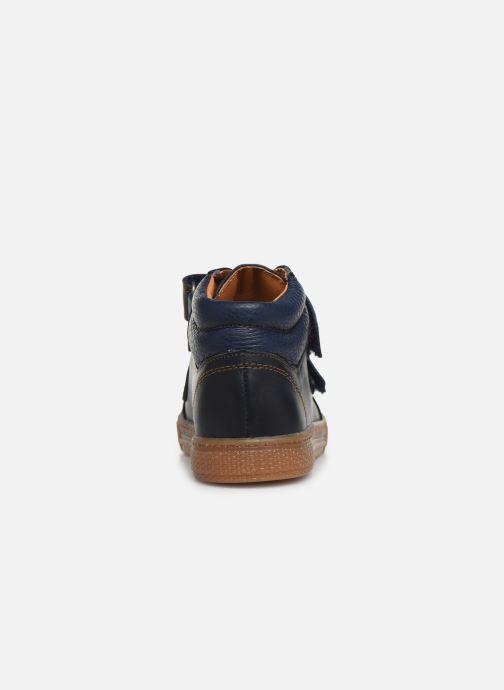 Sneakers Babybotte Kiwy Blå Se fra højre