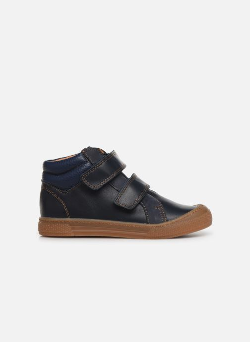 Sneakers Babybotte Kiwy Blauw achterkant