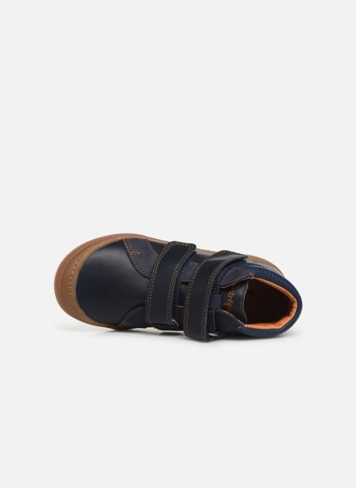 Sneakers Babybotte Kiwy Blauw links