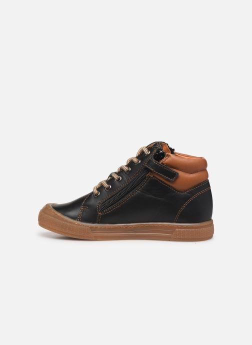Trainers Babybotte Kaky Black front view