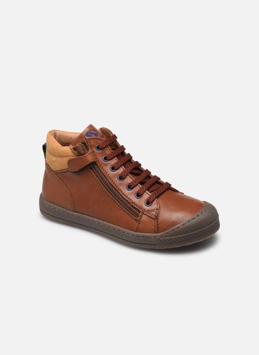 Sneakers Babybotte Kaky Bruin detail