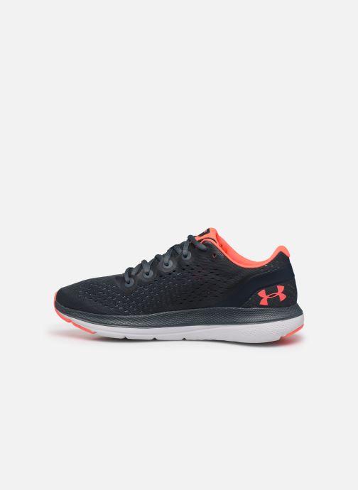 Chaussures de sport Under Armour UA Charged Impulse Gris vue face