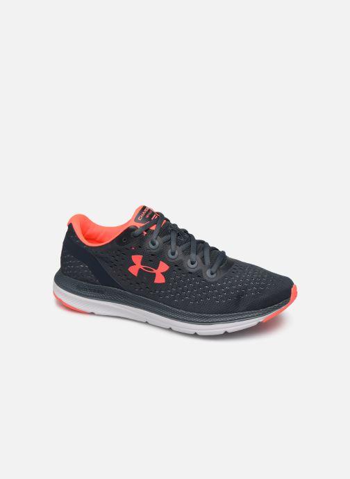 Chaussures de sport Under Armour UA Charged Impulse Gris vue détail/paire