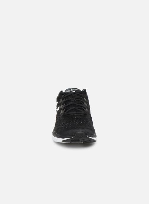 Chaussures de sport Under Armour UA Charged Impulse Noir vue portées chaussures
