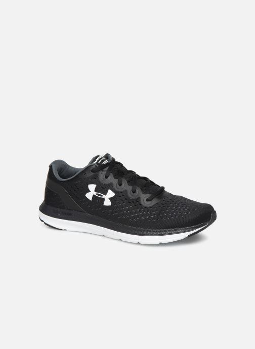 Chaussures de sport Under Armour UA Charged Impulse Noir vue détail/paire