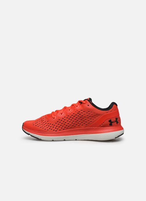 Chaussures de sport Under Armour UA Charged Impulse Rouge vue face
