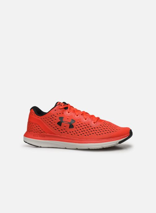 Chaussures de sport Under Armour UA Charged Impulse Rouge vue derrière