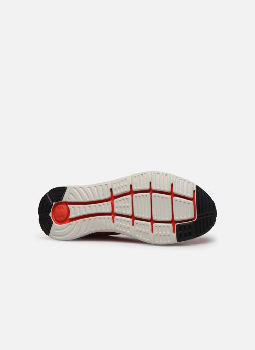 Chaussures de sport Under Armour UA Charged Impulse Rouge vue haut
