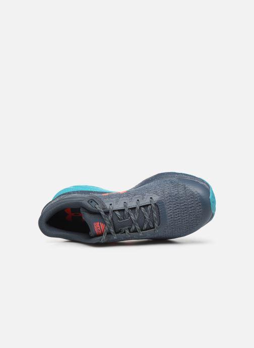 Chaussures de sport Under Armour UA Charged Escape 3 Gris vue gauche