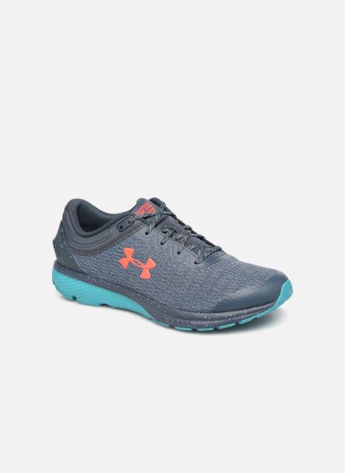 Chaussures de sport Under Armour UA Charged Escape 3 Gris vue détail/paire
