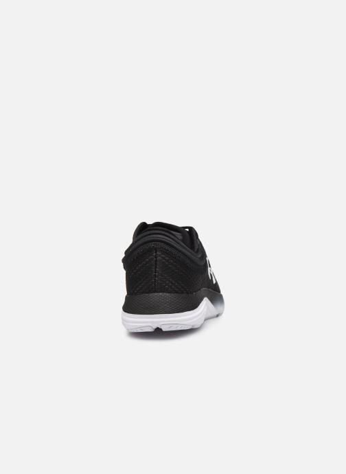 Chaussures de sport Under Armour UA Charged Bandit 5 Noir vue droite