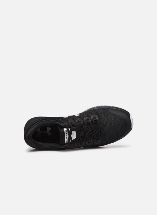 Chaussures de sport Under Armour UA Charged Bandit 5 Noir vue gauche