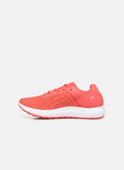 Sport shoes Under Armour UA W HOVR Sonic 2 Pink front view