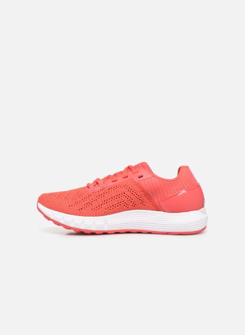 Chaussures de sport Under Armour UA W HOVR Sonic 2 Rose vue face