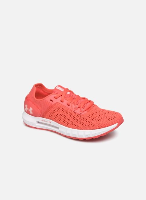 Sport shoes Under Armour UA W HOVR Sonic 2 Pink detailed view/ Pair view