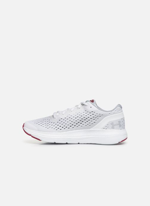 Sportschoenen Under Armour UA W Charged Impulse Wit voorkant