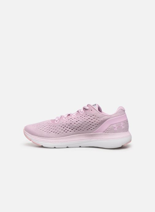 Sportschoenen Under Armour UA W Charged Impulse Roze voorkant