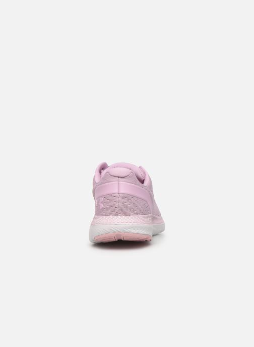 Sport shoes Under Armour UA W Charged Impulse Pink view from the right