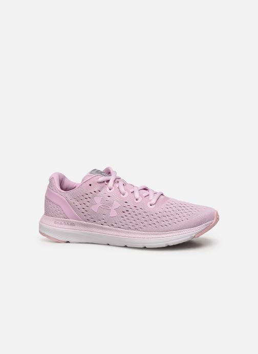 Sport shoes Under Armour UA W Charged Impulse Pink back view