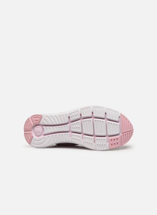 Chaussures de sport Under Armour UA W Charged Impulse Rose vue haut
