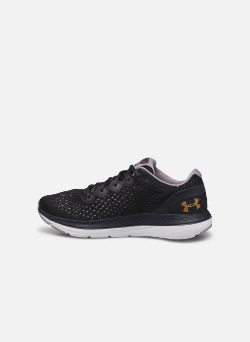 Chaussures de sport Under Armour UA W Charged Impulse Violet vue face