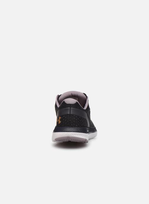 Chaussures de sport Under Armour UA W Charged Impulse Violet vue droite