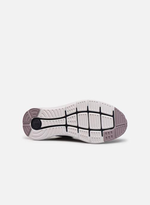 Chaussures de sport Under Armour UA W Charged Impulse Violet vue haut