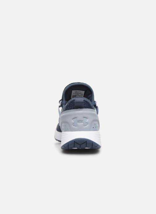 Chaussures de sport Under Armour UA W Breathe Trainer x NM Bleu vue droite