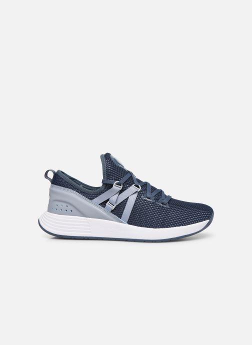 Chaussures de sport Under Armour UA W Breathe Trainer x NM Bleu vue derrière