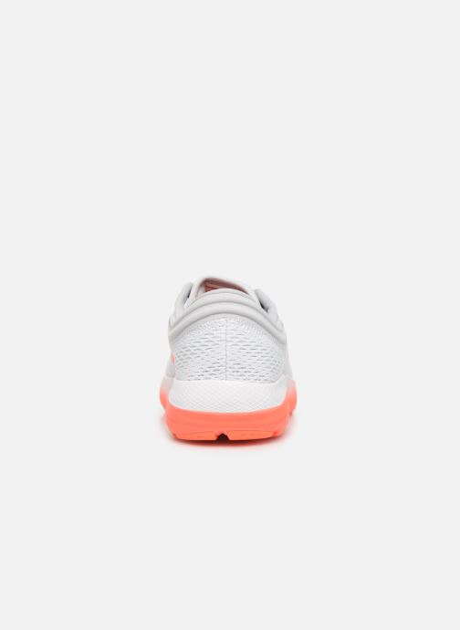 Sport shoes Under Armour UA W Charged Bandit 5 White view from the right