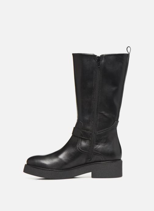Bottines et boots Manas 10282M Noir vue face