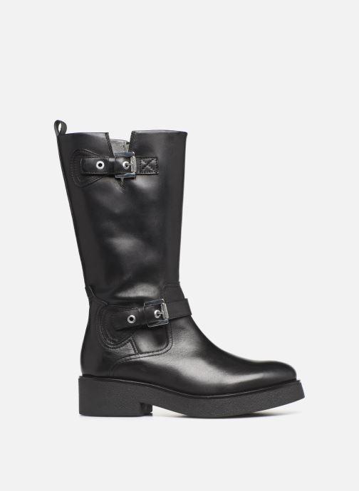 Bottines et boots Manas 10282M Noir vue derrière