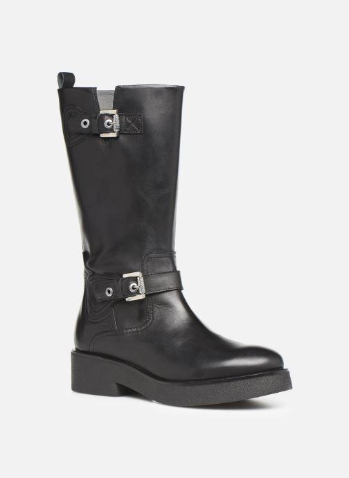 Bottines et boots Manas 10282M Noir vue détail/paire