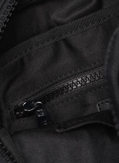 Herrentaschen Hexagona HORIZON SACOCHE schwarz ansicht von hinten