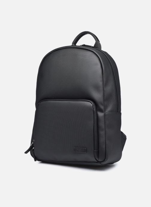 Rucksäcke Hexagona LEGEND SAC A DOS A4 schwarz schuhe getragen