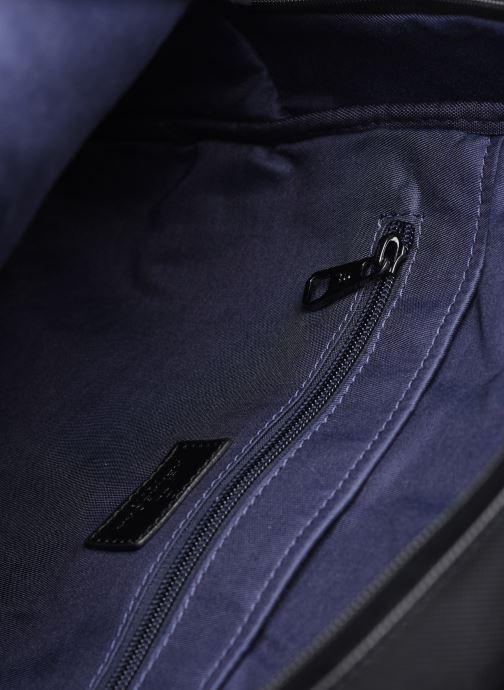 Rucksäcke Hexagona LEGEND SAC A DOS A4 schwarz ansicht von hinten