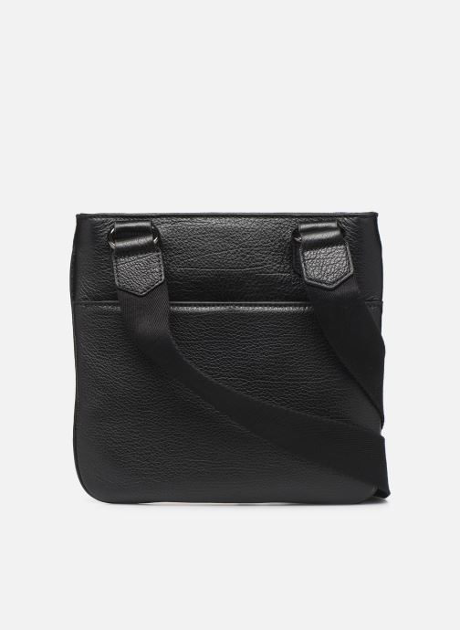 Sacs de sport Hexagona ENCORE CUIR BAG Noir vue face