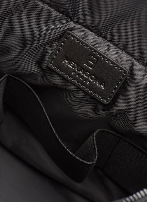 Luggage Hexagona CITIZEN TROUSSE DE TOILLETTE Black back view