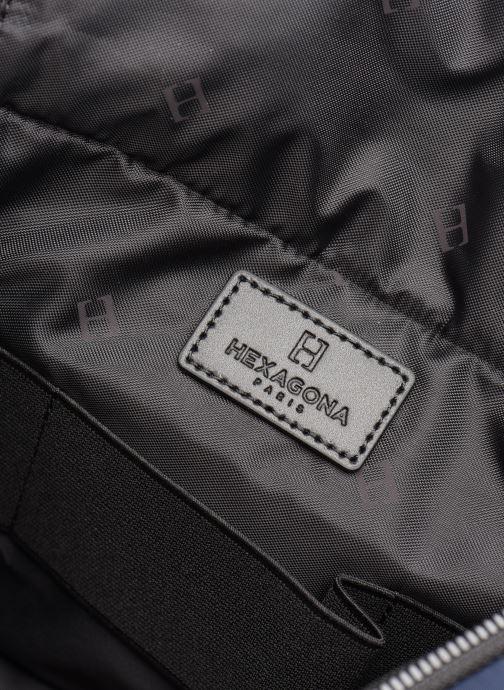 Bagage Hexagona CITIZEN TROUSSE DE TOILLETTE Zwart achterkant