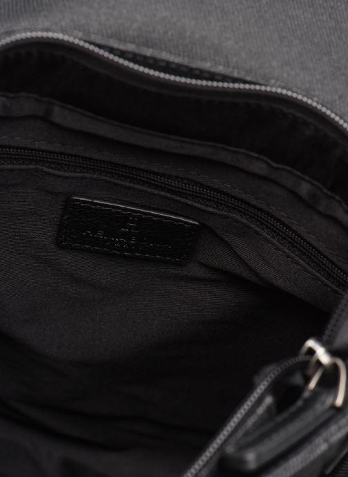 Bolsos de hombre Hexagona JOURNEY CROSSBODY Negro vista lateral izquierda