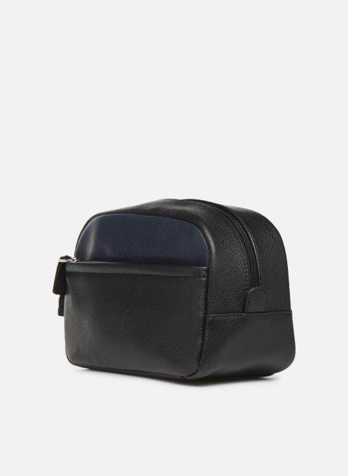 Bagages Hexagona DUO TROUSSE DE TOILETTE Noir vue portées chaussures