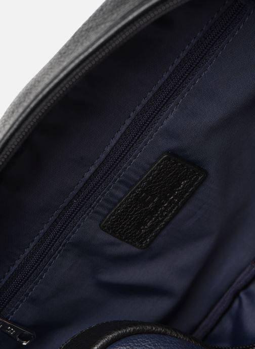 Reisegepäck Hexagona DUO TROUSSE DE TOILETTE schwarz ansicht von hinten