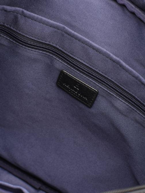 Sacs ordinateur Hexagona DUO Porte-ordinateur II Noir vue derrière