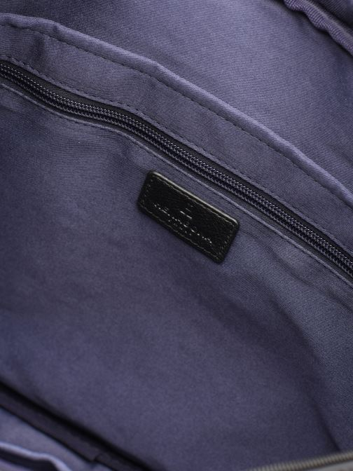 Computertassen Hexagona DUO Porte-ordinateur II Zwart achterkant