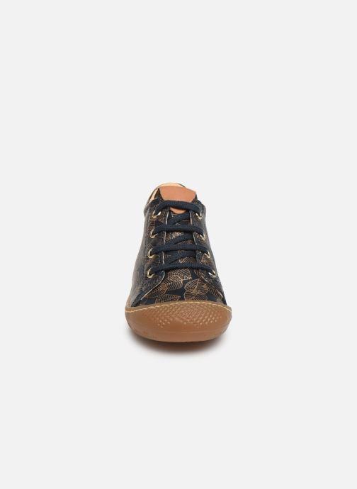 Bottines et boots Babybotte Andie Bleu vue portées chaussures