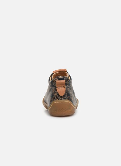 Bottines et boots Babybotte Andie Bleu vue droite