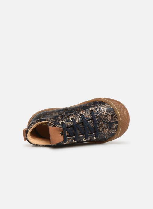 Bottines et boots Babybotte Andie Bleu vue gauche