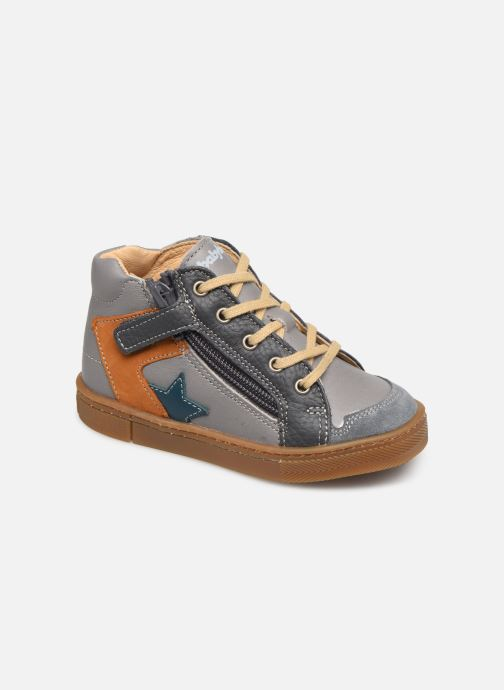 Bottines et boots Babybotte Aitoil Gris vue détail/paire