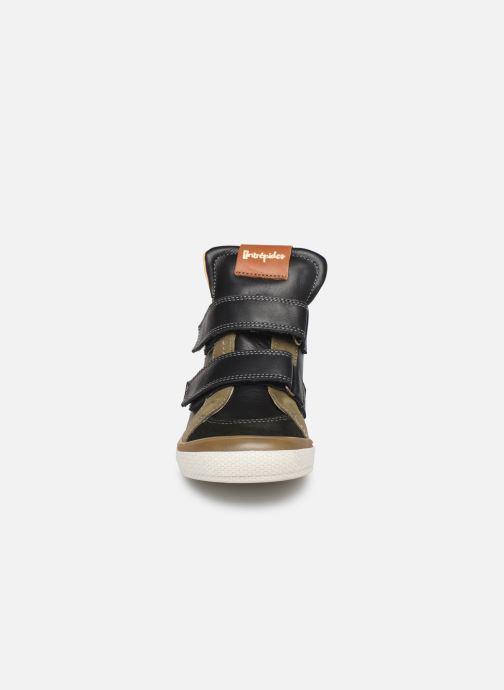 Sneakers Babybotte Kub Sort se skoene på